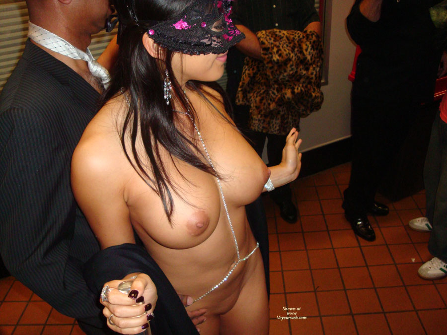 San fransico erotic ball