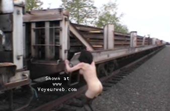 Pic #2 - The Train Yard