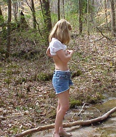 Pic #1 - Natasha close to Nature!