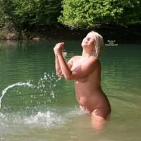 Nude Friend:3 Friends Nude Swimming # 1