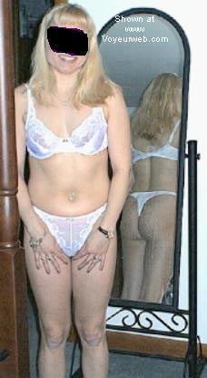 Pic #3 - blonde wife