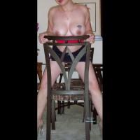 Nude Wife on heels:*NH Hot Wife Ass