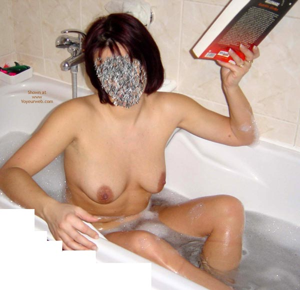 Pic #2 - My Wife In Bath