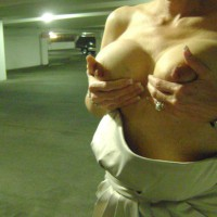 Topless Wife: Sexy Wife Flashing In Public