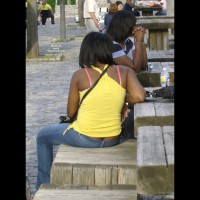 Street Voyeur: Baltimore Harbor