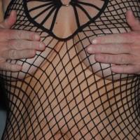 Fishnet Stocking # 1