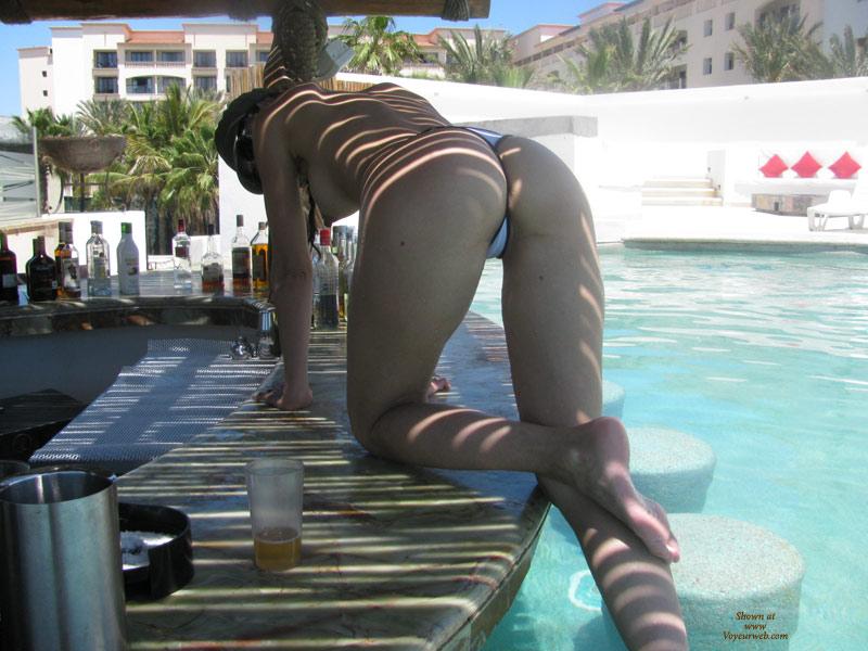 Pic #8 Nude Wife:Fun In Mexico