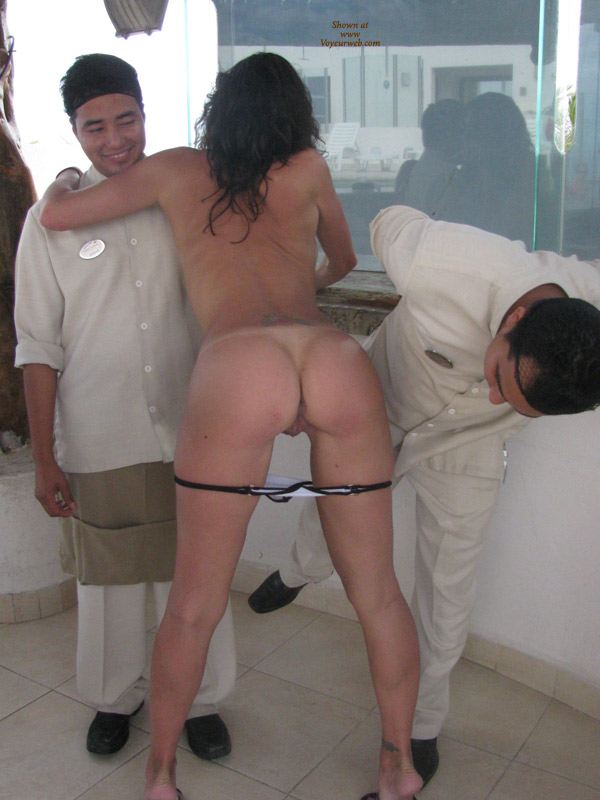 Pic #10 Nude Wife: Fun In Mexico