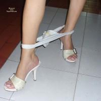 Pantieless Ex-Girlfriend:White Shoes II