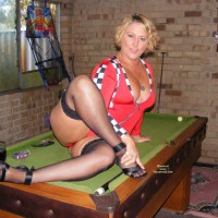 Topless Girlfriend:Anzac Day 2009