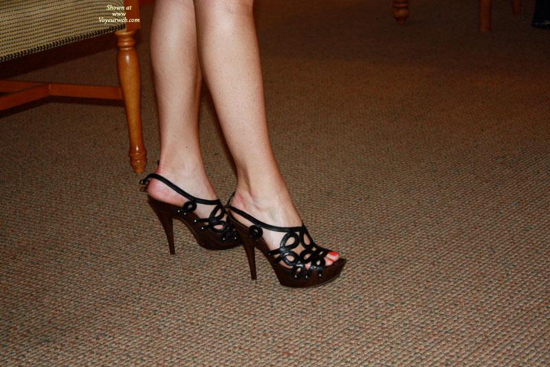 How do you like my heels?