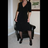 Amateur in Lingerie:Midwest Milf In Stockings