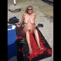 Nude Wife:*SP Microstring At Tenerife