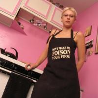 Hadlee In The Kitchen