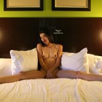 Sexy Girlfriend - Brunette Hair, Long Legs, Spread Legs, Hot Girl, Naked Girl, Nude Amateur, Sexy Girlfriend, Sexy Legs