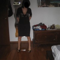 Wife dressed sexy:Sul Letto