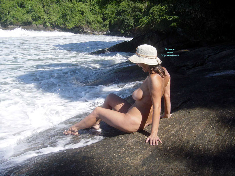 Nude Amateur Sp Mel From Brazil Life Must Be Funny Even -9068