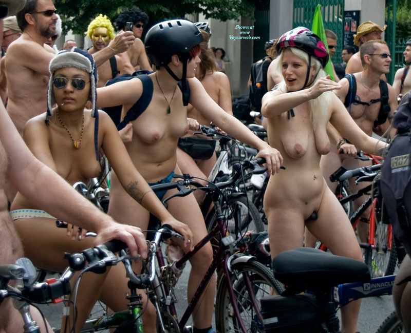 Pic #1 Event Voyeur: World Naked Bike Ride London 2010