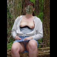 Cruzin Tits In The Woods