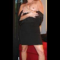 Nude Me:Little Black Dress