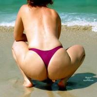 Ex-Girlfriend in Swimwear:*SP At The Beach