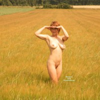 Nude Wife - Big Tits, Landing Strip, Natural Tits, Red Hair, Naked Girl, Nude Amateur, Nude Wife