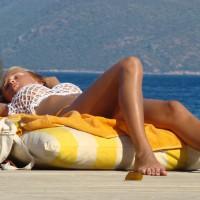 Beach Voyeur - Long Legs, Beach Voyeur
