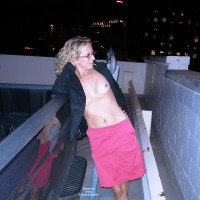 Topless Me:*UM Out And About