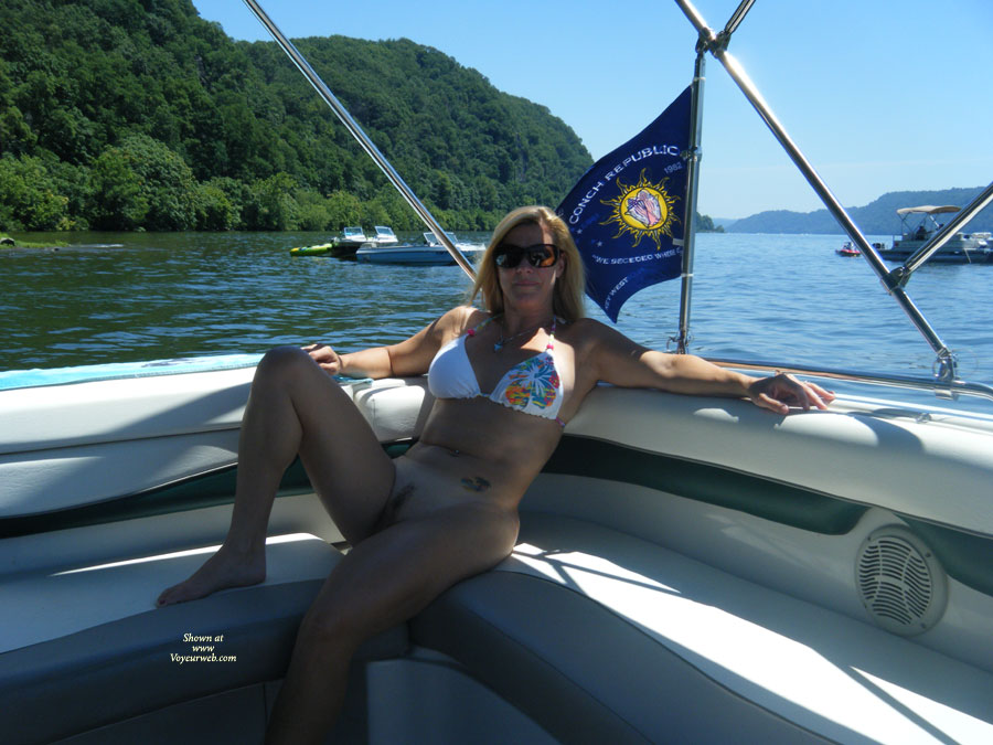 Pic #2 - Nude Wife: *SP Another Day On The Boat
