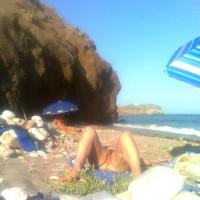 Spanish Nudist Beach