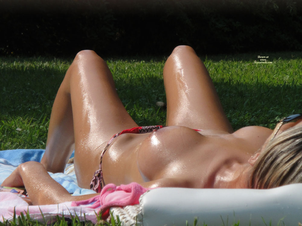 Pic #1 - Perfect Tits - Topless , Panties Ass, Sunbathing In The Park, Sexy Outside, Tanned Body, Enhanced Boobs, Sexy Girl, Oiled Skin, Curvy Tits, Street Voyeur, Sun Kissed Lady, Hot Girl, Park Voyeur