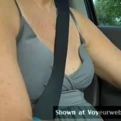 Topless Wife:Bumpy Road