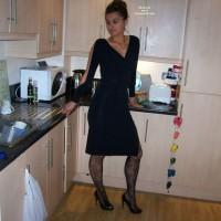 Nude Wife on heels:Sexy Wife 7