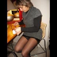 Ex-Girlfriend in Lingerie:Sylvie La Jolie Grenobloise