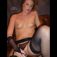 Jenna On Leather