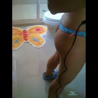 Amateur in Lingerie:*SA Bath