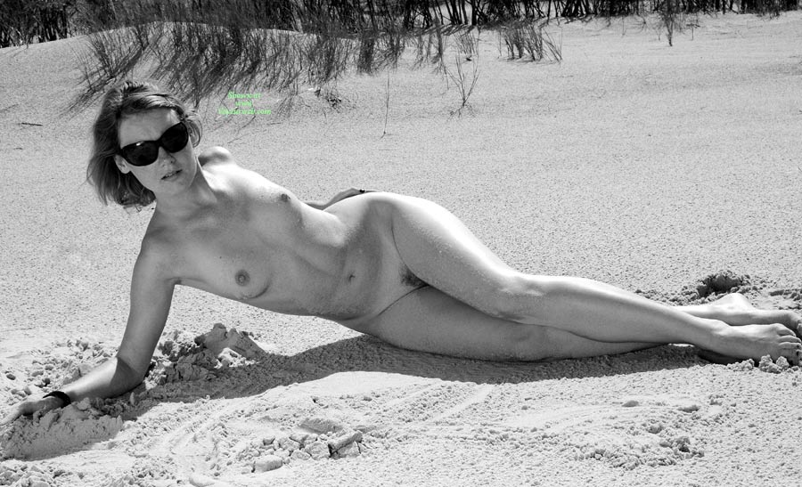 Pic #1 - Nude Wife - Dark Hair, Long Hair, Long Legs, Small Tits, Sunglasses, Naked Girl, Nude Amateur, Nude Wife, Sexy Wife , The Sun Glasses Are Stunning, Hairy Pussy, Girl With Sunglasses, Slender And Sensual Lady, Short Hair, Long Slender Erotic Body, Lying On The Beach, Tall And Thin, Short Dark Hair