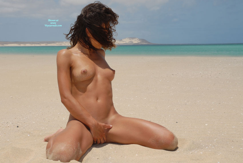 Pic #1 - Nude Brunette Protecting Pussy From Sand & Sun - Black Hair, Brunette Hair, Hard Nipple, Red Hair, Spread Legs, Naked Girl, Nude Amateur , Knees Bent, Wind Blown Beach Babe Protecting Her Assetts, Beautiful Tan Brunette On Beach Playin With Friend, Tand Brunette Beach Bunny With Nice Boobs, Beautiful Tan, Hand Over Pussy