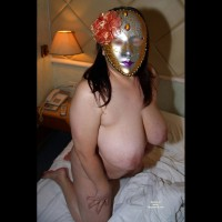 Nude Girlfriend: Connie's Mask