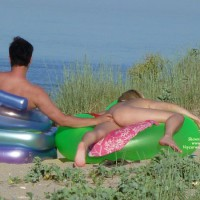 Beach Voyeur:Real Fk On Black Sea Nudist Beach