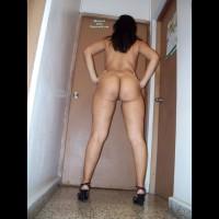 Nude Me on heels:*SA Latina