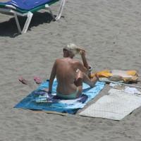 Beach Voyeur:Sunny Tenerife