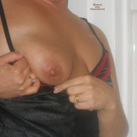 Topless Wife:Just Playing Around