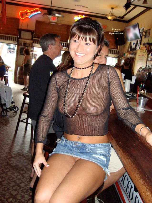 Afternoon at the bar