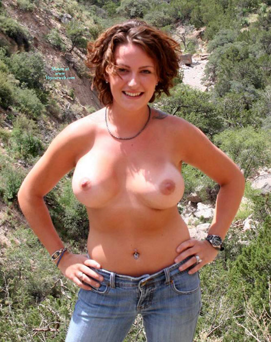 Pic #1 - Nude Friend's Wife: *SP Pictures Taken At Cloudcroft, New Mexico