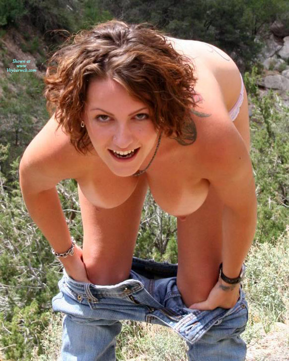 Pic #10 - Nude Friend's Wife: *SP Pictures Taken At Cloudcroft, New Mexico