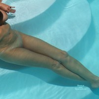 Nude Amateur:Mrs. Cleaver's Tanlines