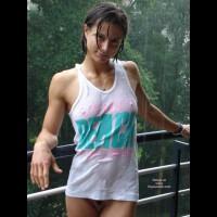 Wet T-shirt