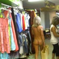 Nude Amateur:Sexybionda
