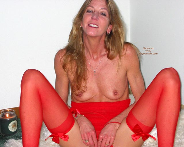 Pic #4 - Sally New Red Outfit For Valentines Day